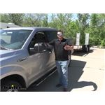 CIPA Dual-View Clip-on Towing Mirror Installation - 2020 Ford F-150