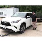 CIPA Clip-on Towing Mirror Installation - 2020 Toyota Highlander