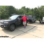 CIPA Strap On Universal Fit Towing Mirror Installation - 2021 Jeep Grand Cherokee
