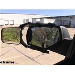 CIPA Clip-On Universal Fit Towing Mirrors Installation - 2014 Chevrolet Silverado 1500