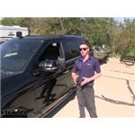 CIPA Clip-On Universal Fit Towing Mirrors Installation - 2018 Ford Expedition