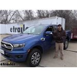 CIPA Clip-On Universal Fit Towing Mirrors Installation - 2020 Ford Ranger