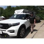 CIPA Dual-View Clip-On Towing Mirror Installation - 2020 Ford Explorer