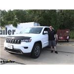 CIPA Clip-On Universal Fit Towing Mirrors Installation - 2018 Jeep Grand Cherokee