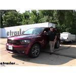 CIPA Clip-on Towing Mirror Installation - 2018 Dodge Durango