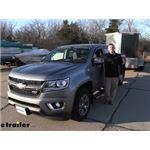 CIPA Dual-View Clip-On Towing Mirror Installation - 2020 Chevrolet Colorado