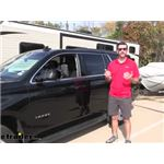 CIPA Clip-On Universal Fit Towing Mirrors Installation - 2020 Chevrolet Tahoe