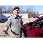 CIPA Dual-View Clip-on Towing Mirror Installation - 2020 Toyota RAV4