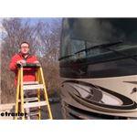 ClearPlus Heavy Duty Windshield Wiper Blade Review - 2015 Thor Miramar Motorhome