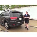 ClearPlus Integrated Rear Window Wiper Blade Installation - 2015 Jeep Grand Cherokee