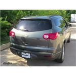 ClearPlus Intelli Curve Wiper Blade Review - 2011 Chevrolet Traverse