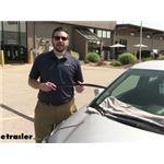 ClearPlus Intelli Curve Wiper Blade Installation - 2021 Chevrolet Spark