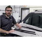 ClearPlus Intelli Curve Windshield Wiper Blade Installation - 2021 Jeep Grand Cherokee