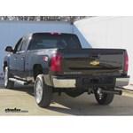 Convert-A-Ball Interchangeable Ball Set Installation - 2014 Chevrolet Silverado 2500