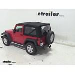 Convert-A-Ball 6-Way Multi-Hitch Ball Mount Review - 2013 Jeep Wrangler