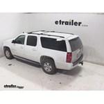Convert-A-Ball 6-Way Multi-Hitch Ball Mount Review - 2014 Chevrolet Suburban