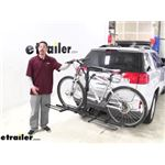 Curt Hitch Bike Racks Review -  2017 GMC Terrain