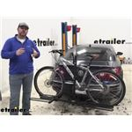 Curt Hitch Bike Racks Review - 2012 Volkswagen CC