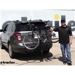 Curt Hitch Bike Racks Review - 2013 Ford Explorer