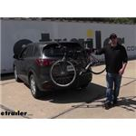 Curt Hitch Bike Racks Review - 2016 Mazda CX-5