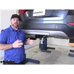 Curt Powered Tail Light Converter Installation - 2014 BMW X1
