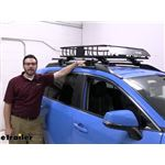 Curt Roof Basket Review - 2020 Toyota RAV4
