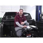 Curt A20 Fifth Wheel Trailer Hitch with Slider Installation - 2018 Chevrolet Silverado 3500