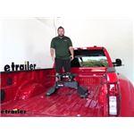 Curt A25 5th Wheel Trailer Hitch Installation - 2022 Ford F-450 Super Duty