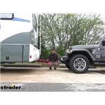 Curt Custom Base Plate Kit Installation - 2020 Jeep Wrangler Unlimited