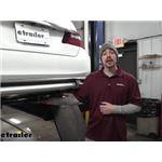 Curt Trailer Hitch Installation - 2017 Honda Accord