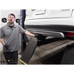 Curt Trailer Hitch Installation - 2020 Honda Pilot
