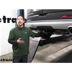 Curt Trailer Hitch Installation - 2019 GMC Acadia