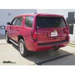 Trailer Brake Controller Installation - 2015 Chevrolet Tahoe