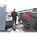 Curt Echo Mobile Trailer Brake Controller Installation - 2020 Chevrolet Silverado 1500