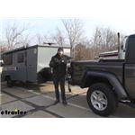 Curt Echo Mobile Brake Controller Installation - 2021 Jeep Gladiator