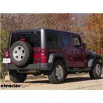 Curt Echo Mobile Trailer Brake Controller Installation - 2012 Jeep Wrangler Unlimited