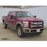 Curt 5th Wheel Kit Installation - 2014 Ford F-350