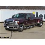 Curt Front Mount Trailer Hitch Installation - 2013 Ford F-250 and F-350 Super Duty