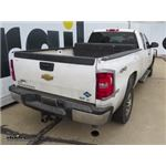 Curt EZr Double Lock Underbed Gooseneck Hitch Installation - 2013 Chevrolet Silverado