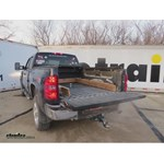 Gooseneck Trailer Hitch Installation - 2011 Chevrolet Silverado - Curt