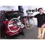 Curt Hitch Bike Racks Review - 2020 Chrysler Pacifica