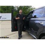 Curt Spectrum Trailer Brake Controller Installation - 2020 Hyundai Palisade
