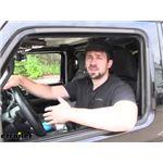 Curt Spectrum Trailer Brake Controller Installation - 2020 Jeep Gladiator