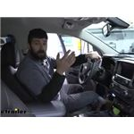 Curt Spectrum Trailer Brake Controller Installation - 2021 Chevrolet Colorado