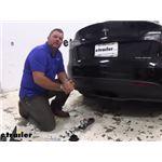 Curt Ball Mount Towing Starter Kit Review - 2020 Tesla Model Y