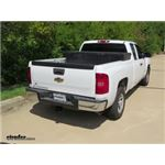 Trailer Hitch Installation - 2011 Chevrolet Silverado - Curt