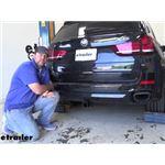 Curt Trailer Hitch Installation - 2018 BMW X5