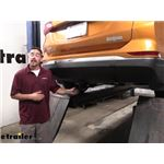Curt Trailer Hitch Installation - 2018 Chevrolet Equinox