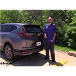 Curt Trailer Hitch Installation - 2020 Honda CR-V