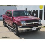 Trailer Brake Controller Installation - 2005 Chevrolet Avalanche